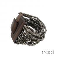 Bracelet HANTA gris