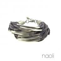Bracelet MELI gris