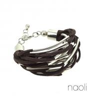Bracelet MELI marron